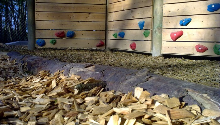 Softwood Play Chippings