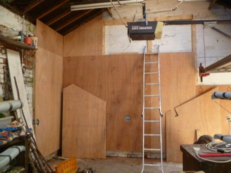 Plywood Climbing Wall Kit