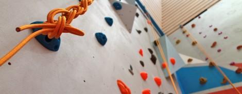 Roped Climbing Walls