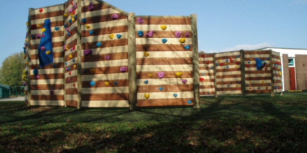 Free Standing Climbing Wall