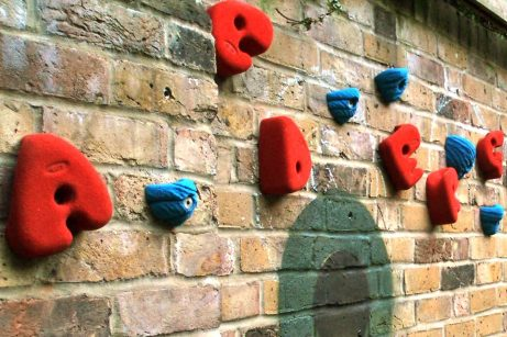 Brick Climbing Wall Kit