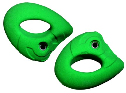 Core Pockets Climbing Holds
