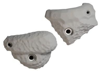 Limestone Medium Jugs Climbing Holds