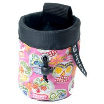 Pink Pirate Chalk Bag