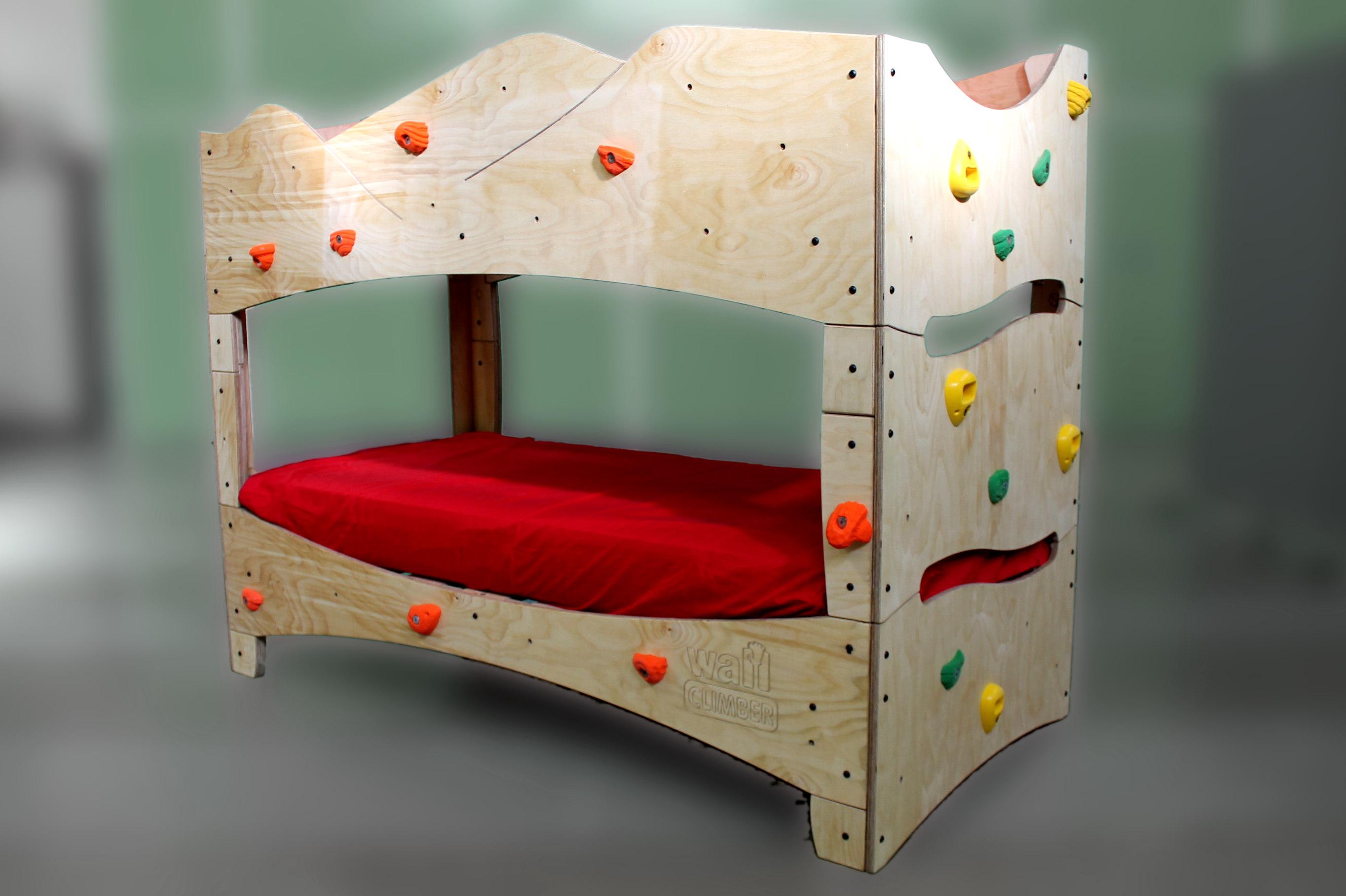 Climbing Bunk Beds